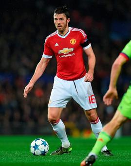 Michael Carrick insists that he is not worried about Manchester United's style of play as long as they keep winning