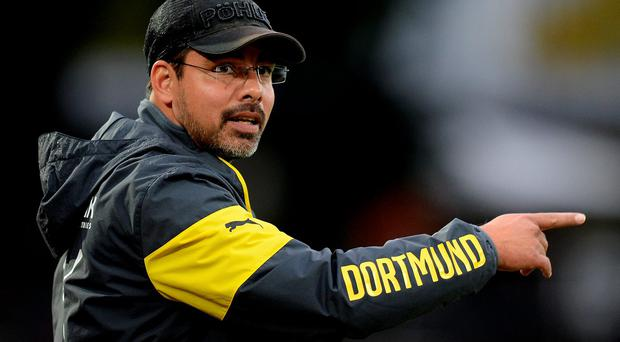 David Wagner worked closely with Klopp at Dortmund and was best man at his wedding