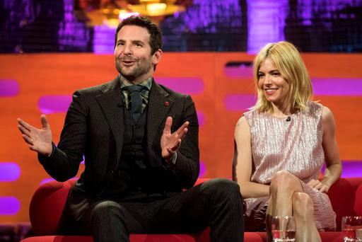 Sienna Miller provoked outrage when she appeared on 'The Graham Norton Show' without a poppy
