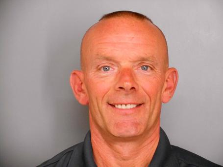 Fox Lake Lieutenant Charles Joseph Gliniewicz is pictured in this undated handout photo provided by Lake County Sheriff's Office in Illinois on September 1, 2015. REUTERS/Lake County Sheriff/Handout