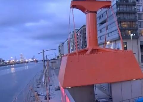 The Diving Bell has been given a complete make over. Photo: You Tube/Kelcom