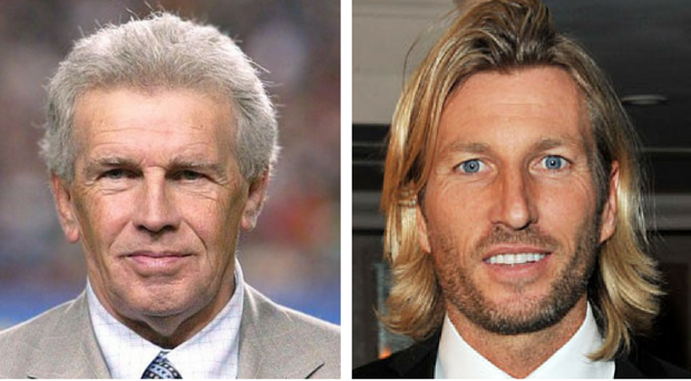 John Giles is not a fan of Robbie Savage