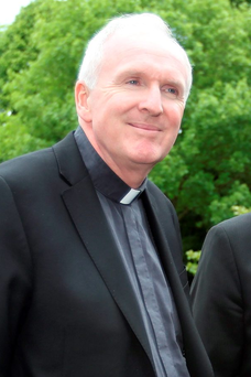 The Bishop of Limerick Brendan Leahy