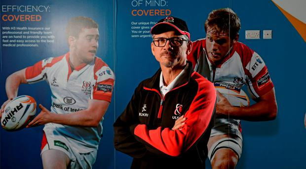 Les Kiss remains aware that short-term objectives need to be achieved... not least improving Ulster's dire away form