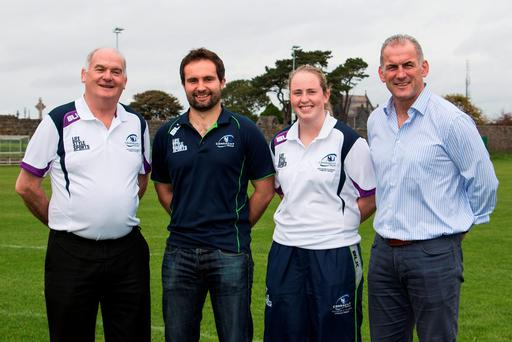 Connacht Rugby coaches and workshops