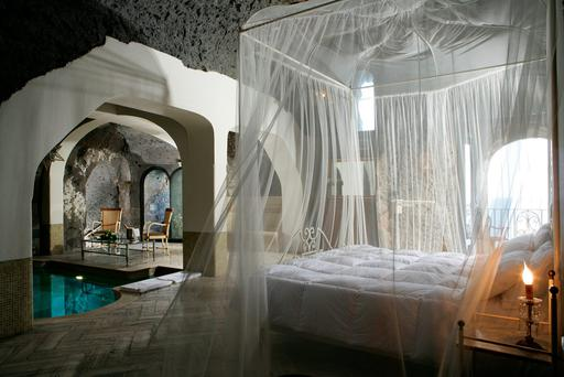 Roccia Suite at Bellevue Syrene, Sorrento. Photo: Mr & Mrs Smith