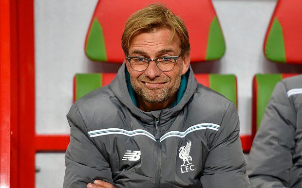 Jurgen Klopp manager of Liverpool during the UEFA Europa League match between FC Rubin Kazan and Liverpool FC on November 5, 2015 in Kazan, Russia