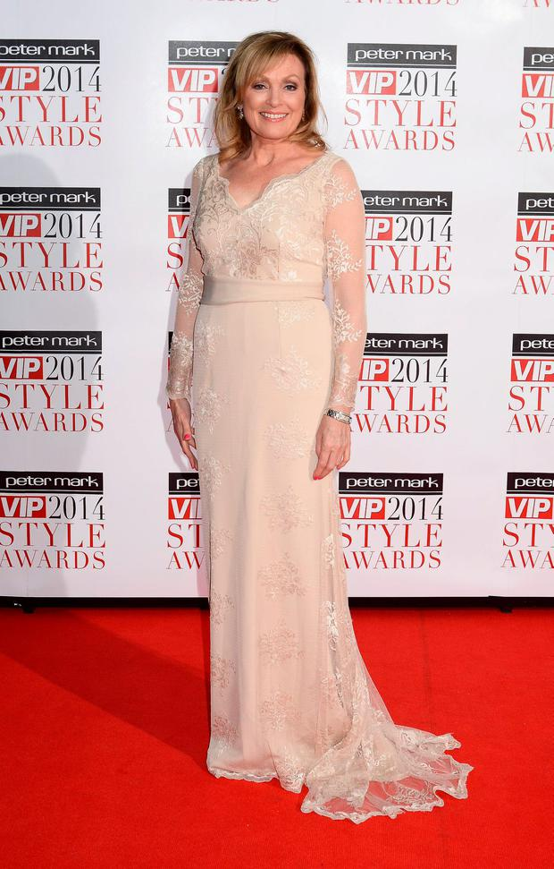 Mary Kennedy at the VIP Style Awards 2014 at The Marker Hotel