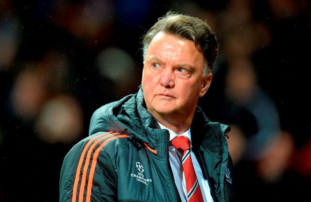 Louis van Gaal stood by his controversial decision to substitute Anthony Martial for Marouane Fellaini in Manchester United's narrow victory over CSKA Moscow.