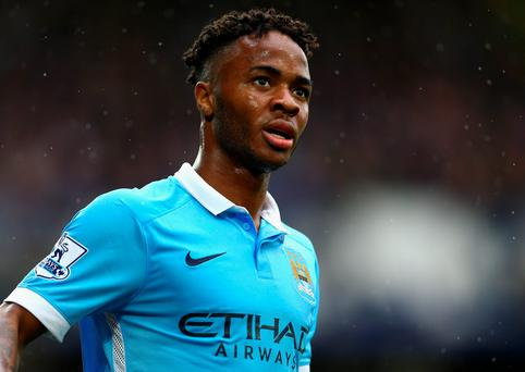 Pellegrini, whose league leaders face bottom club Aston Villa at Villa Park tomorrow, believes that Raheem Sterling must work on his composure in the penalty area