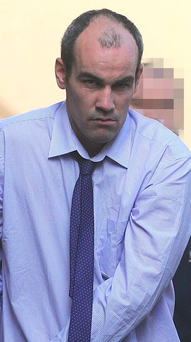 Michael Martin was jailed for attempting to abduct a young girl