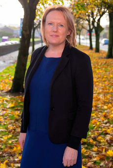People Before Profit's Una Dunphy (pictured) and Labour's Ciara Conway will battle it out in the tightly contested constituency