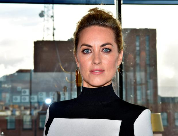 Kathryn Thomas at Paul Stafford Charity Lunch in aid of Teenline at Sophies in The Dean Hotel, Dublin