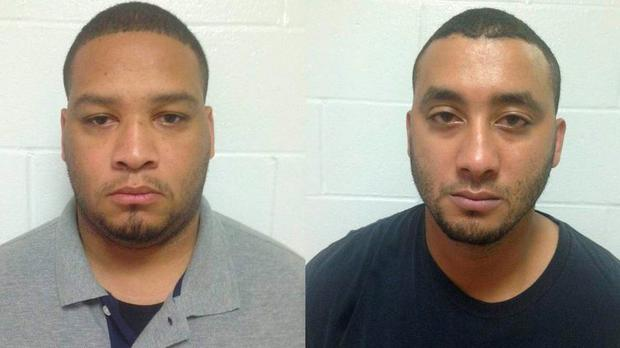 Police officers Norris Greenhouse Jr. and Derrick Stafford