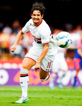 Alexandre Pato is set to move to Liverpool