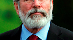 Gerry Adams: 'Contrary to the Wild West image portrayed by some elements in the media and others in this chamber, the people of the border region are decent law-abiding citizens'