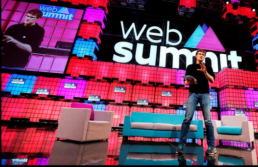 Grievances: Web Summit co-founder Paddy Cosgrave took the Government to task on several matters