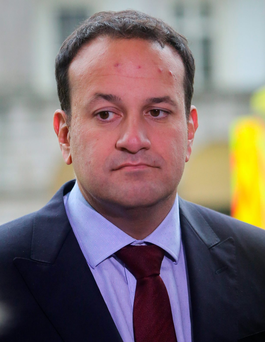 Health Minister Leo Varadkar said it was 'indefensible' that any patient was forced to spend more than 24 hours in an emergency department