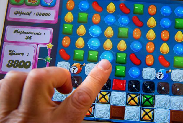 Candy Crush Saga has 447 million monthly users - the majority of them women