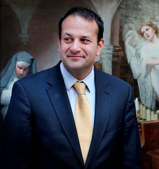 HOW TRULY AWFUL: Health Minister Leo Varadkar's sanguine approach is no longer working