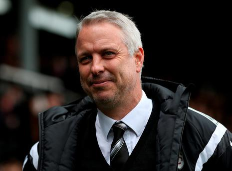 Fulham have sacked Kit Symons
