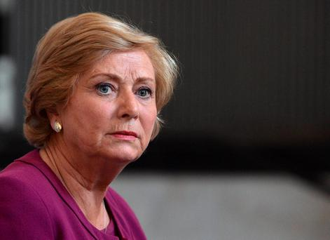 Minister Frances Fitzgerald plans to introduce tagging