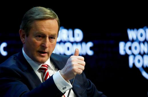 Mr Kenny will today begin his campaign for Britain to stay in the EU by outlining Ireland's support for an overhaul of how the union works