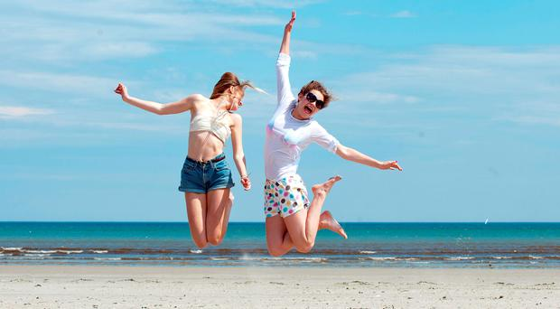 Sun seekers rejoice as Ireland to bask in temperatures up to 23 degrees