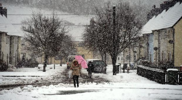 Freezing start to the weekend as 'severe frost' and snow to hit