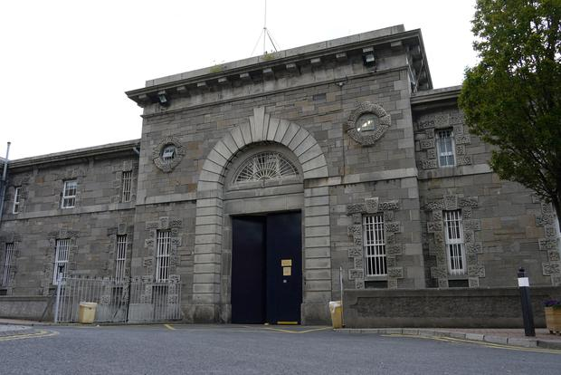 The Joy main gate. 'The Joy' starts Monday 9th November at 10pm on TV3. 'The Joy' is a brand new and hard-hitting four-part documentary series lifting the lid on life inside Irelands largest prison facility, Mountjoy. From the governor's boardroom to the prison landings to the punishment block, we gain unprecedented access to the inner workings of this notorious Irish institution.