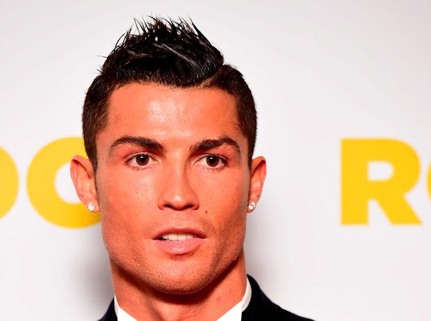 Cristiano Ronaldo attending the world premiere of Ronaldo at Vue West End Cinema in Leicester Square, London. PRESS ASSOCIATION Photo. Picture date: Monday 9th November, 2015. Photo credit should read: Ian West/PA Wire
