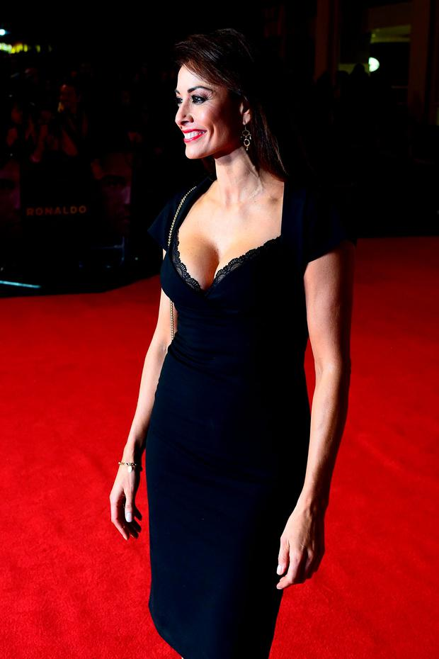 Melanie Sykes 45 Has No Regrets Over Painful Divorce