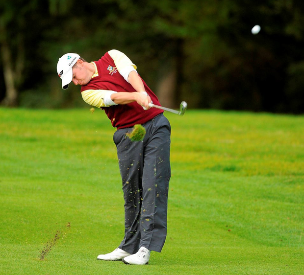 Brian Casey progressed into the final qualifying stage of the European Tour School