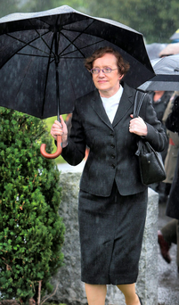 As the Government's most senior legal adviser, Ms Whelan would have been consulted over the terms of reference for the Commission of Inquiry