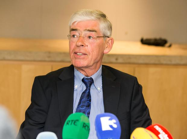 Last night the former chairman of IBRC Alan Dukes issued a statement saying he was 'deeply concerned' by the delay as the right of the bank's directors to their good names was being prejudiced