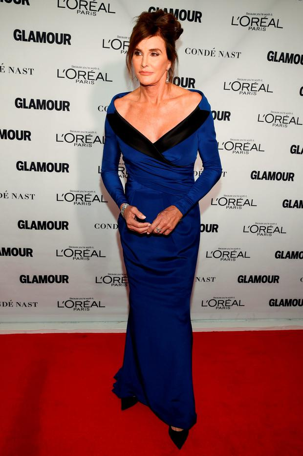 Caitlyn Jenner attends 2015 Glamour Women Of The Year Awards at Carnegie Hall on November 9, 2015 in New York City. (Photo by Dimitrios Kambouris/Getty Images for Glamour)