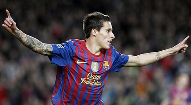 Cristian Tello is currently on a two-year loan deal with Porto
