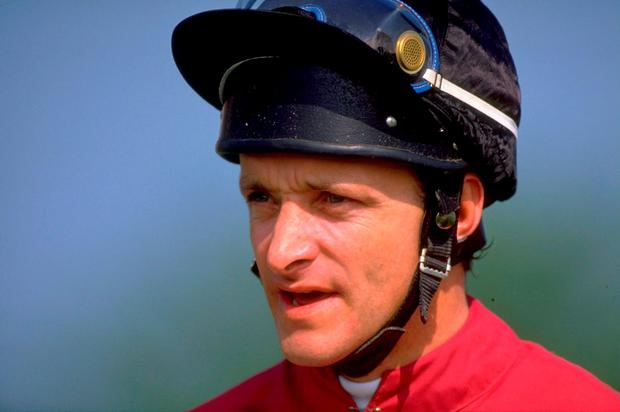 Jockey Pat Eddery, who died yesterday at the aged of 63. was one of the greatest Irish sports people of all time