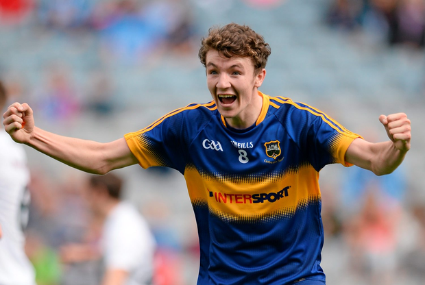 Jack Kennedy, a member of the Tipp minor football team that reached the All-Ireland final, is a key hurler for St Mary's, who are scheduled to play Kildangan on Saturday