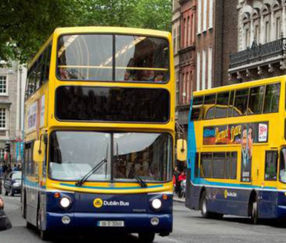Dublin Bus has begun an investigation into the incident. File photo.