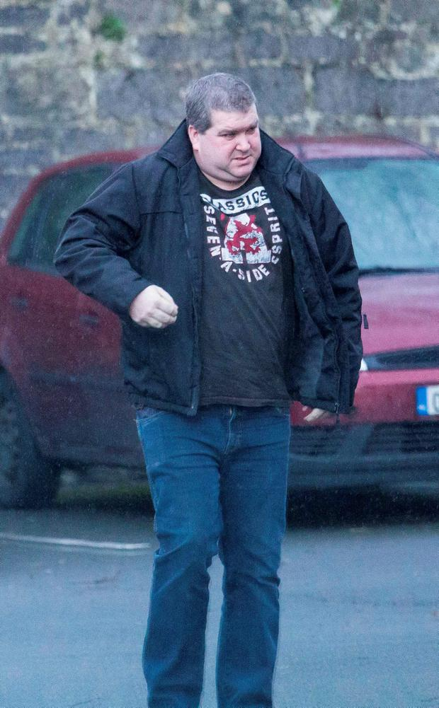 Alan Custy admitted stealing €19,850 from one woman