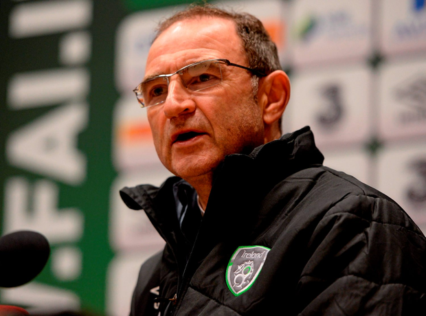 Sunderland manager Sam Allardyce should stay clear of getting involved with Ireland boss Martin O'Neill (pictured) when it comes to player availability