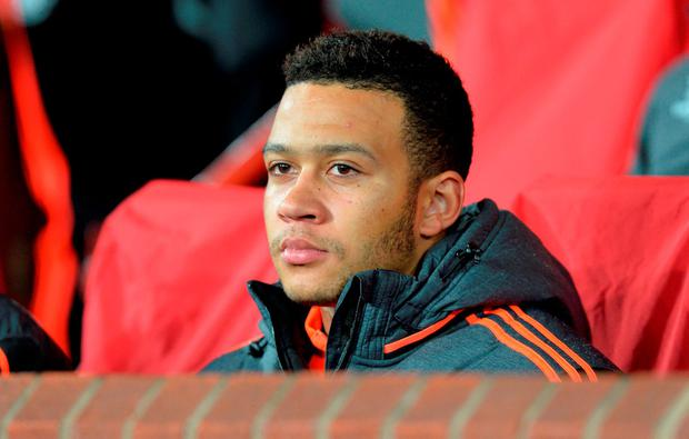 Memphis Depay made a blistering start to his United career but recently has found himself on the bench