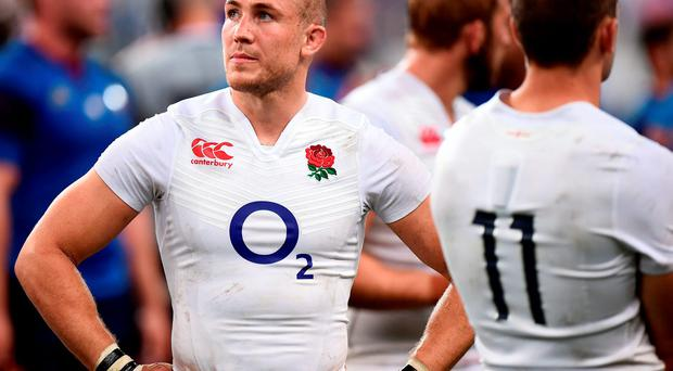 England's Mike Brown has been angered by leaked stories from England's dreadful World Cup campaign