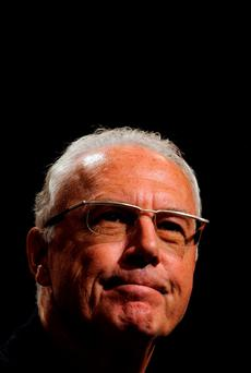 The latest revelation increased pressure on Franz Beckenbauer to speak out on the corruption allegations surrounding the 2006 World Cup