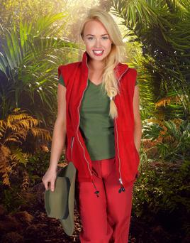 Undated handout photo issued by ITV of Jorgie Porter, who has been revealed as one of the contestants for I'm A Celebrity ... Get Me Out Of Here! 2015. PRESS ASSOCIATION Photo. Issue date: Tuesday November 10, 2015. Also among the 10-strong line-up is fashion guru Susannah Constantine, Spandau Ballet's Tony Hadley, TV personality Yvette Fielding, X Factor choreographer Brian Friedman and Union J's George Shelley. See PA story SHOWBIZ Celebrity. Photo credit should read: ITV/PA Wire NOTE TO EDITORS: This handout photo may only be used in for editorial reporting purposes for the contemporaneous illustration of events, things or the people in the image or facts mentioned in the caption. Reuse of the picture may require further permission from the copyright holder.