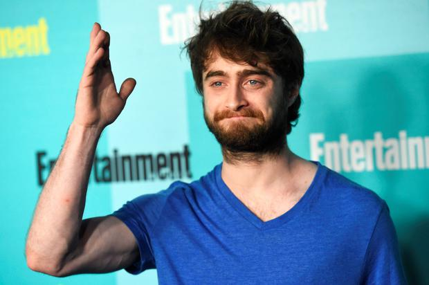 Daniel Radcliffe Shaved His Head And People Are Losing It