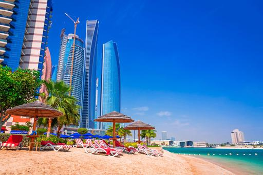 Abu Dhabi, a desert oasis of art and culture