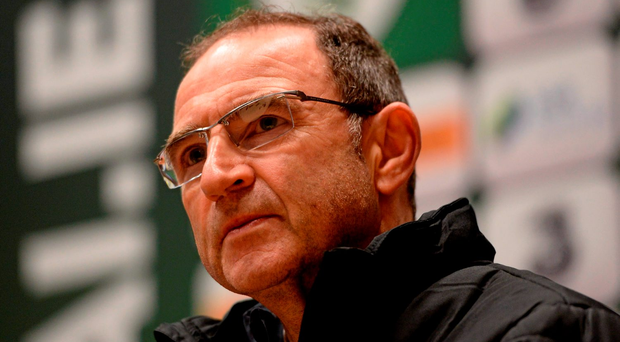 Republic of Ireland manager Martin O'Neill's contract to end soon