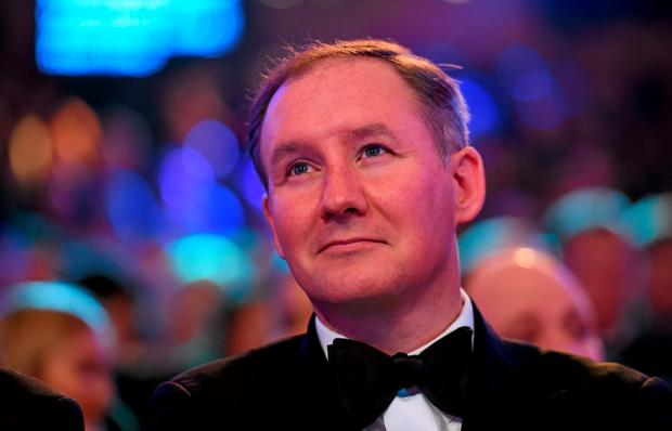 Dublin football manager Jim Gavin